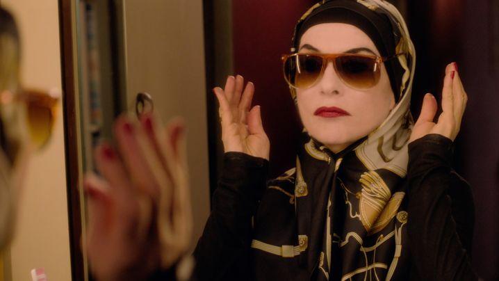 """Isabelle Huppert in """"Eine Frau mit berauschenden Talenten"""""""