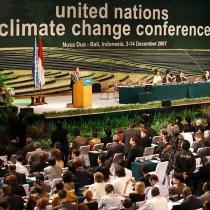 Nusa Dua: Die Klimakonferenz ist eröffnet