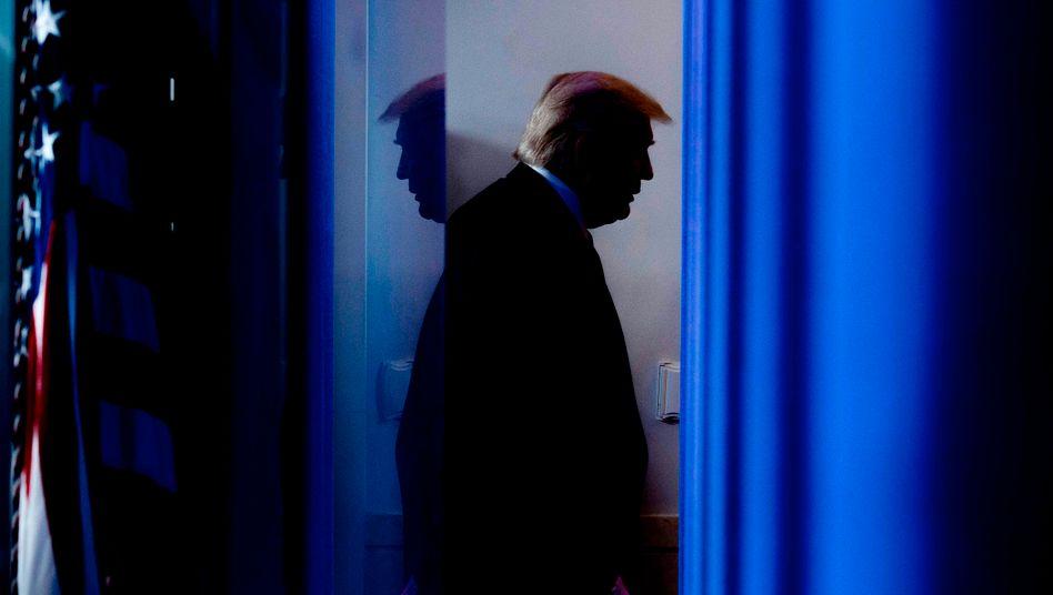 Donald Trump in den letzten Tagen seiner Amtszeit: So viele Urteile wie möglich vollstrecken, bevor Biden antritt