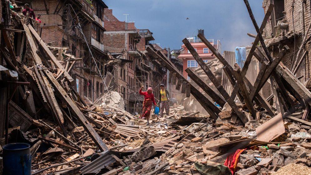 Nepal: Weitere Beben drohen