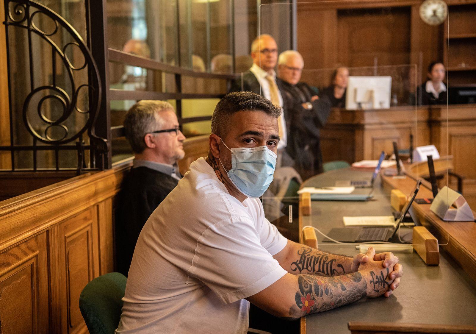 Prozess gegen Berliner Clanchef - Zeuge Bushido weiter befragt
