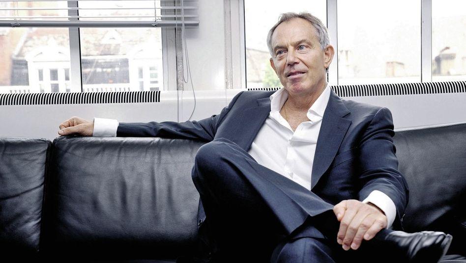 Europapolitiker Blair