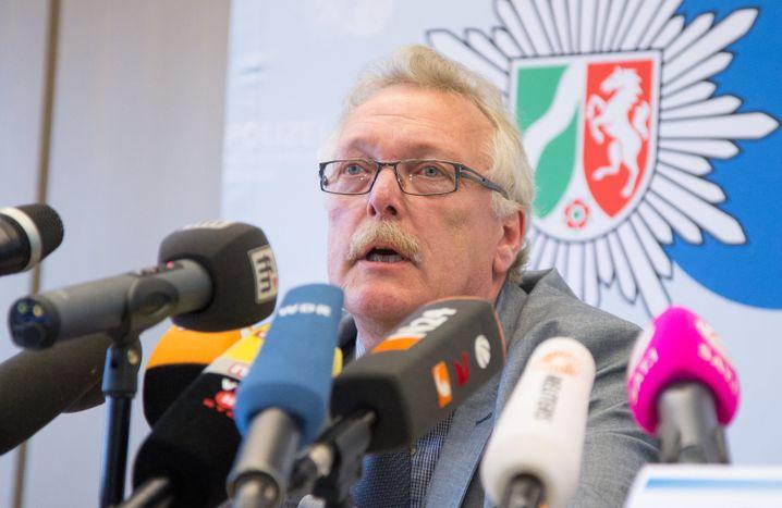 "Ralf Östermann, Leiter der Mordkommission ""Bosseborn"""