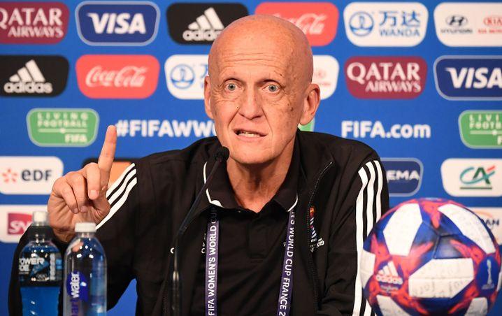Pierluigi Collina zog eine Zwischenbilanz der VAR-Einsätze bei der WM