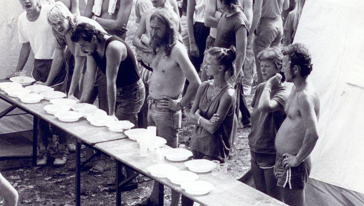 DDR-Flucht über Ungarn: Zeltlager, Stasi-Terror inklusive