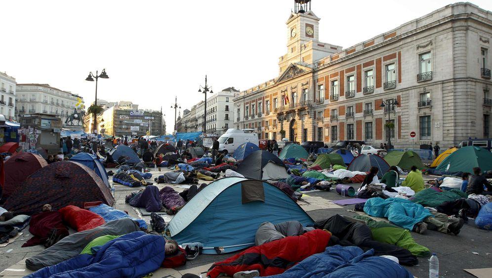 """Spaniens Jugend: Die """"verlorene Generation"""" wehrt sich"""
