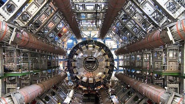 »Atlas«-Teilchendetektor am Cern bei Genf: Ende einer Epoche