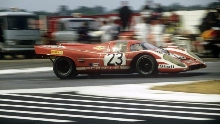 Le Mans 1970 - das Rennen seines Lebens