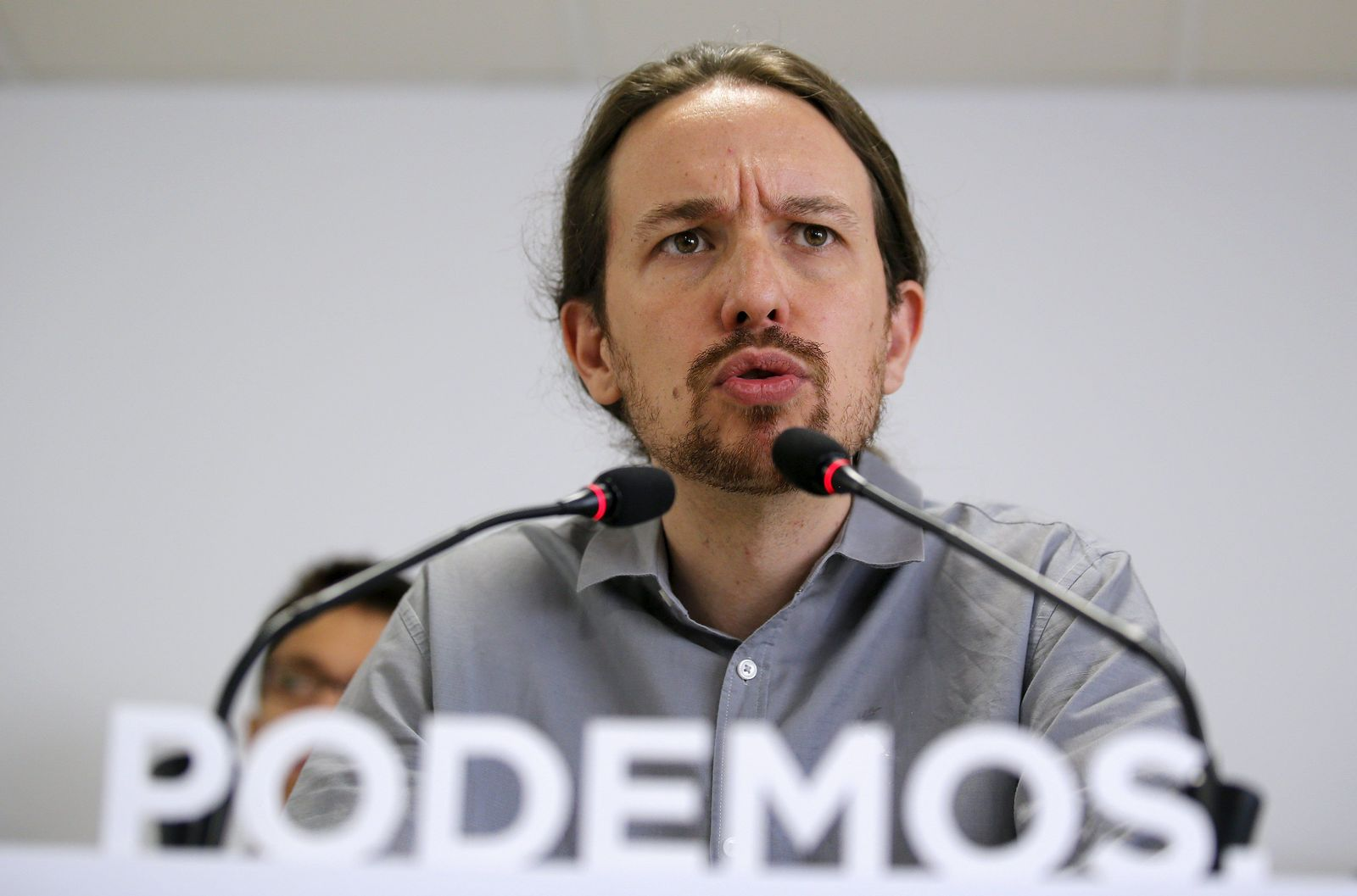 EUROZONE-GREECE/PODEMOS