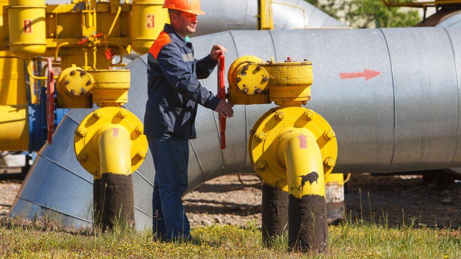 Gaspipelines in der Ukraine: Sorge vor dem kommenden Winter