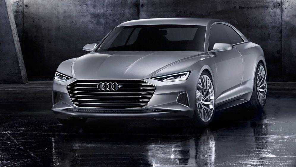 Audi-Studie Prologue: Es werde Lichte