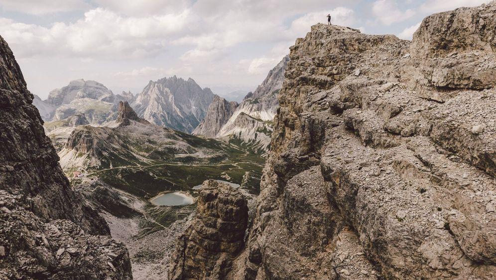 Die schönsten Instagram-Fotos: Kleiner Mensch, große Landschaft