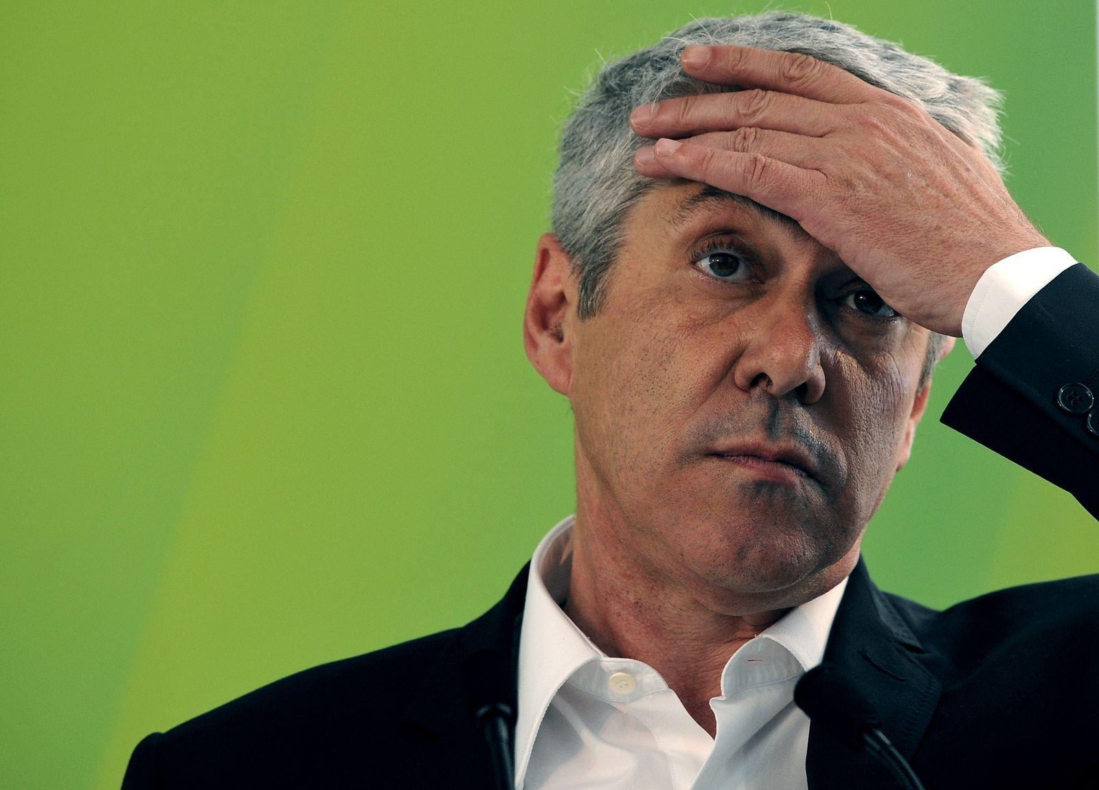 PORTUGAL-FRAUD-POLITICS-SOCRATES-FILES