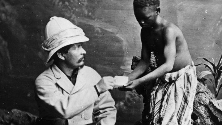 Flucht aus dem Kongo: Kolonialismus, Gewalt und Kriege - Geschichte des Kongo