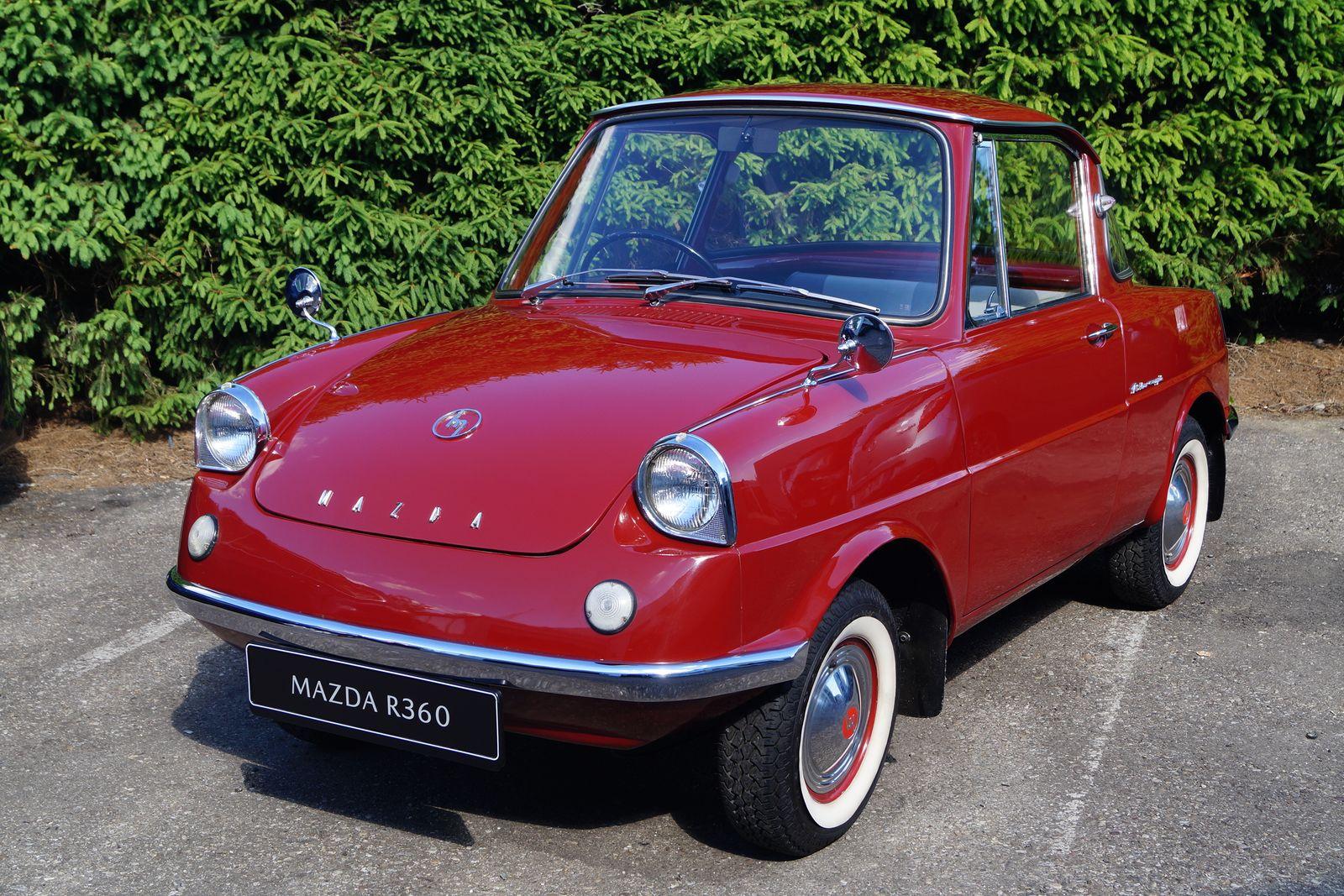 100 Jahre Mazda - R360