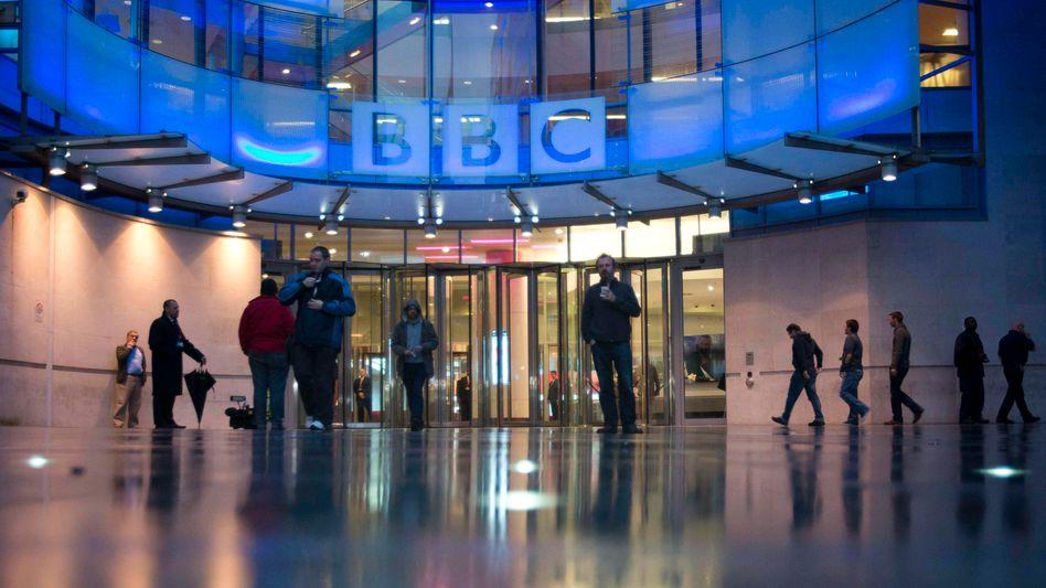 BBC-Zentrale in London (Archivbild)