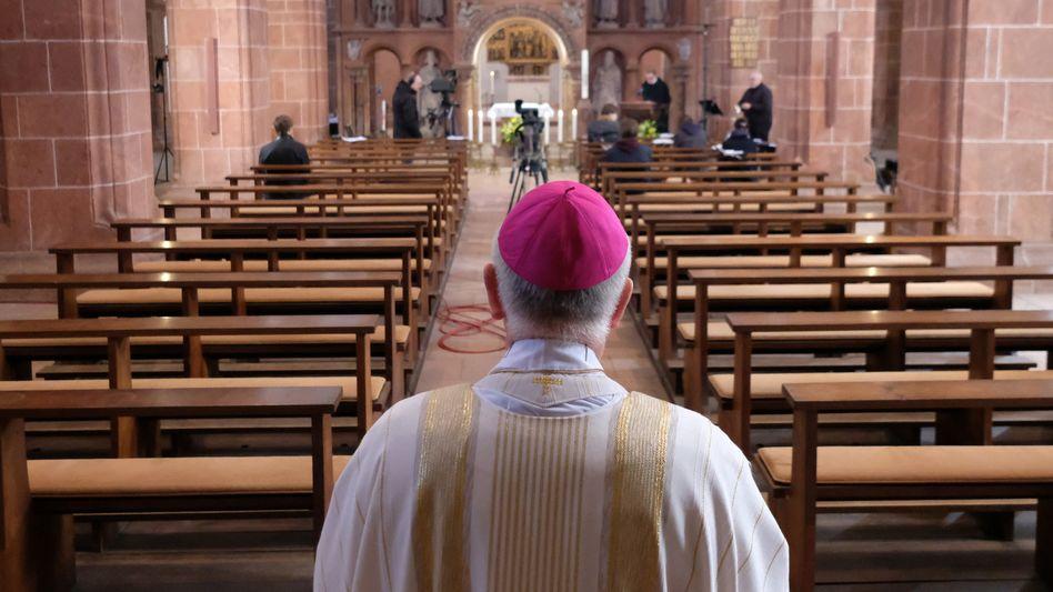 Bischof Heinrich Timmerevers (2020): Sieht »tatsächliche Anhaltspunkte« für die Missbrauchsvorwürfe