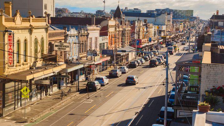 Sydney Road: Das Vintage-Paradies von Melbourne