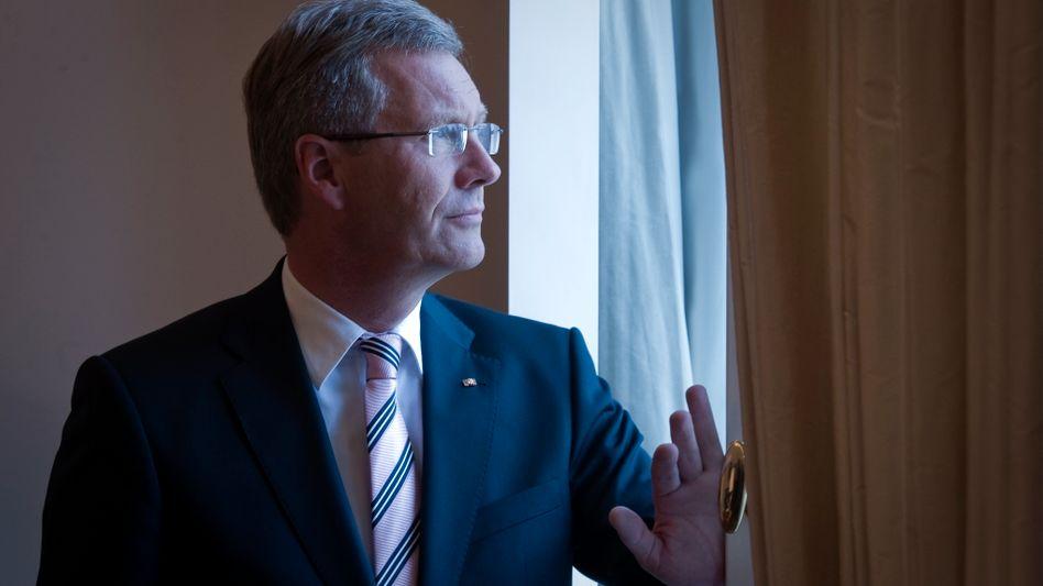 Bundespräsident Wulff: Neue Vorwürfe bringen ihn in Bedrängnis