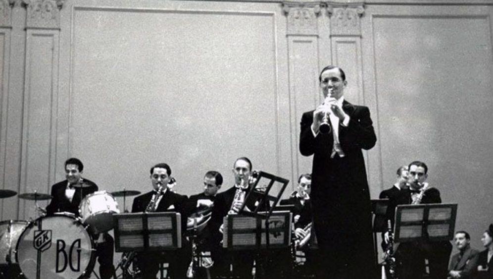 Benny Goodman: Jazz im Tempel der Hochkultur