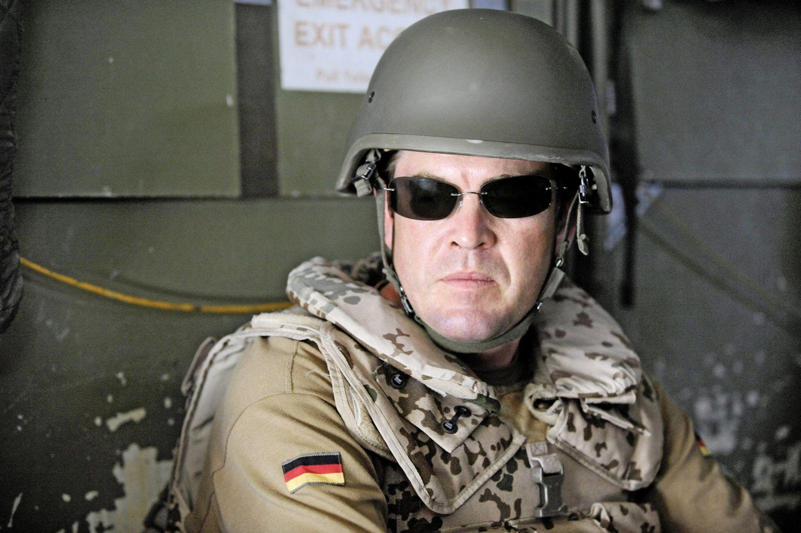 Guttenberg/ Afghanistan