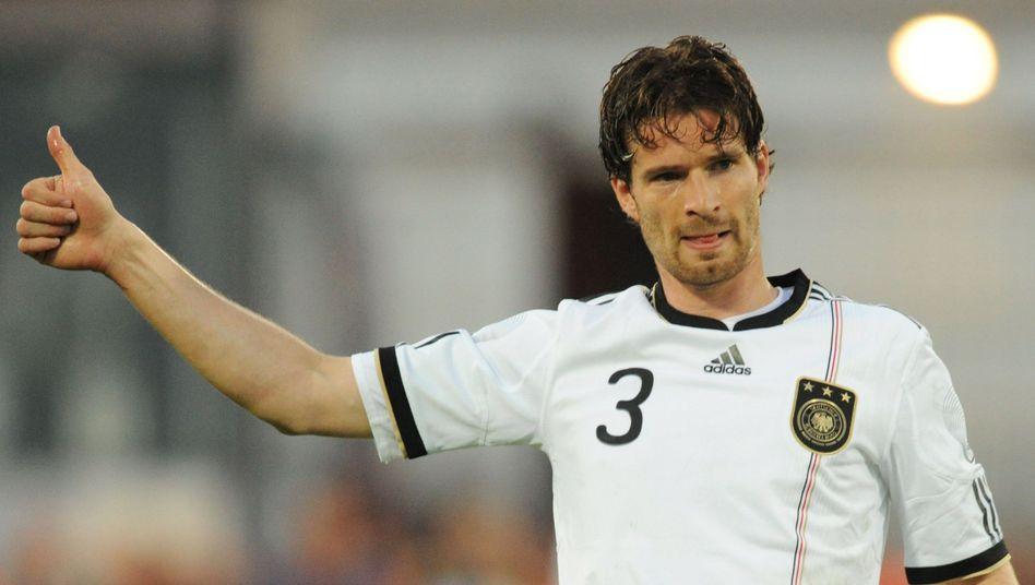 """Nationalspieler Arne Friedrich (2010): """"Es war eine phantastische Zeit"""""""