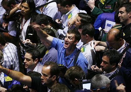 Traders at the New York Mercantile Exchange: Are they to blame for the oil price hikes?