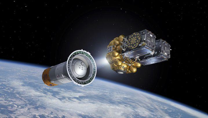Galileo: Europas eigenes Navigationssystem