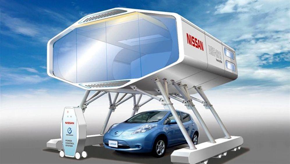 """""""Smart-Grid"""": Autarke Stromversorgung"""