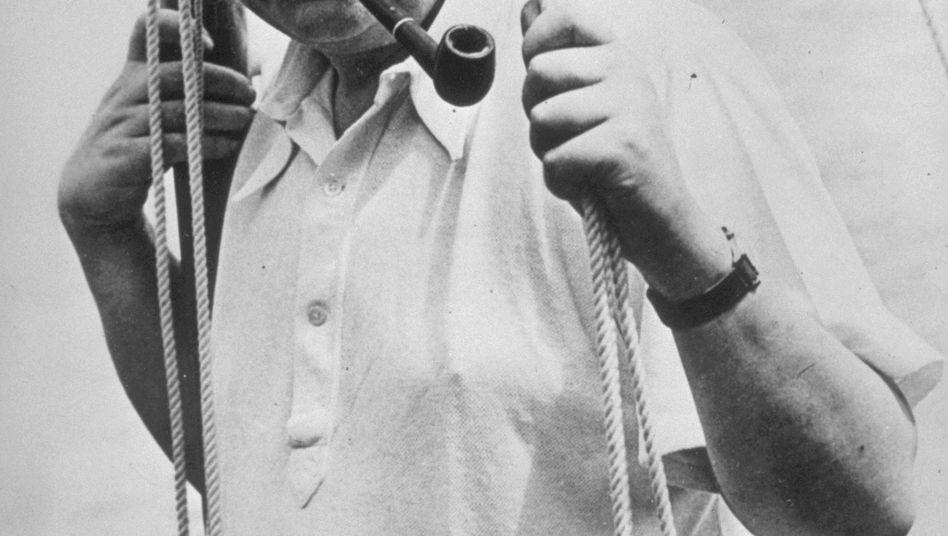"""Einstein (im Juli 1936): """"Plötzlich hatte ich einen Einfall"""""""
