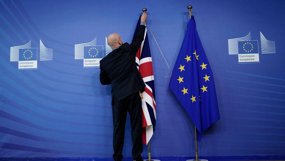 EU-Austritt der Briten: Brexit - und jetzt?