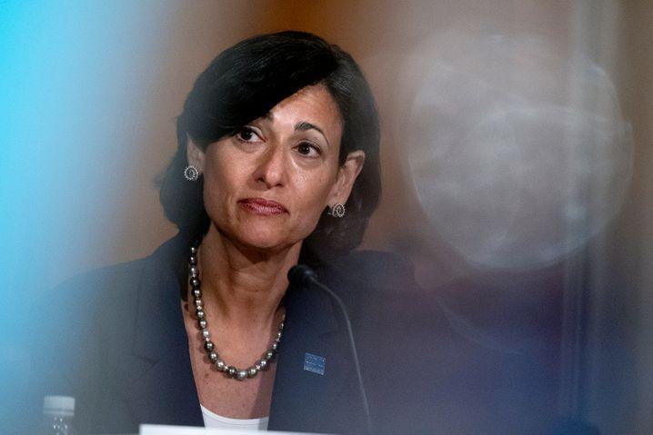CDC-Chefin Rochelle Walensky