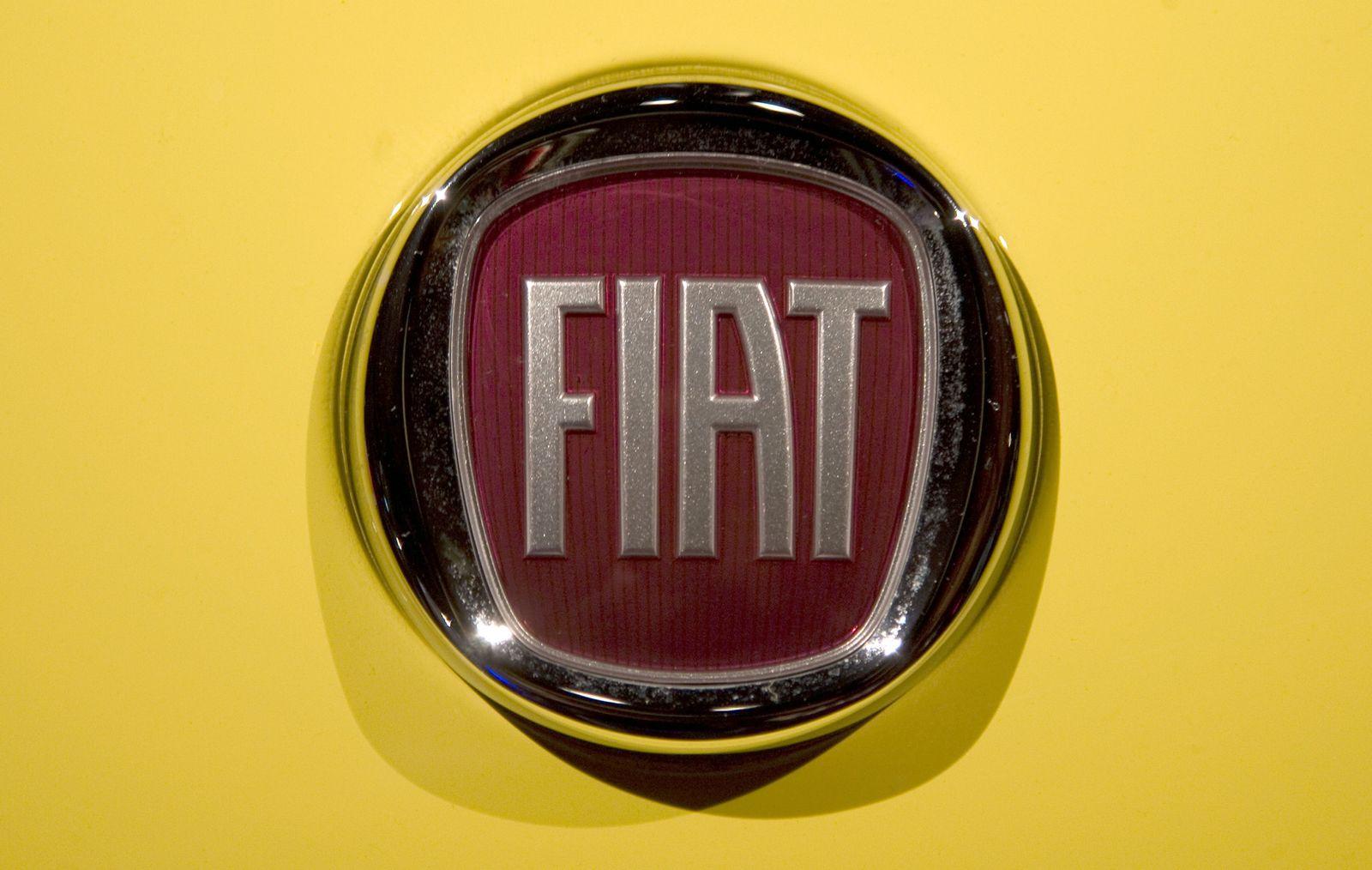 Autohersteller / Logo / Fiat
