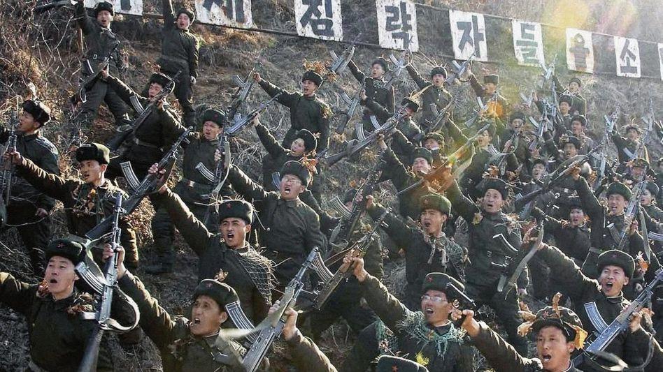 Nordkoreanische Miliz