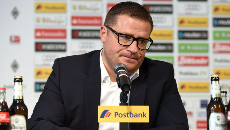 Sportdirektor Eberl: Seit 2008 im Amt