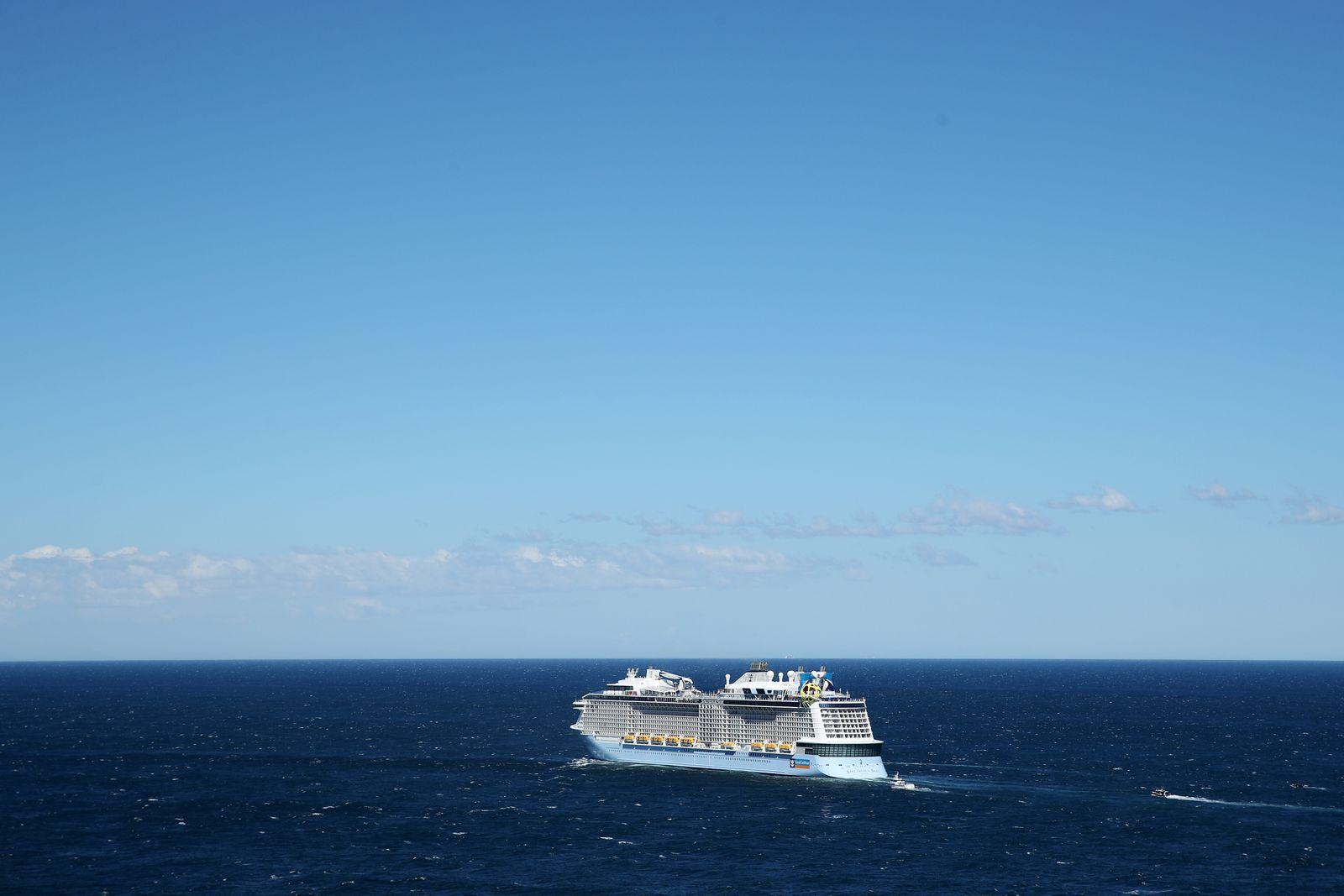Cruise Ships Depart New South Wales Amid Coronavirus Crisis
