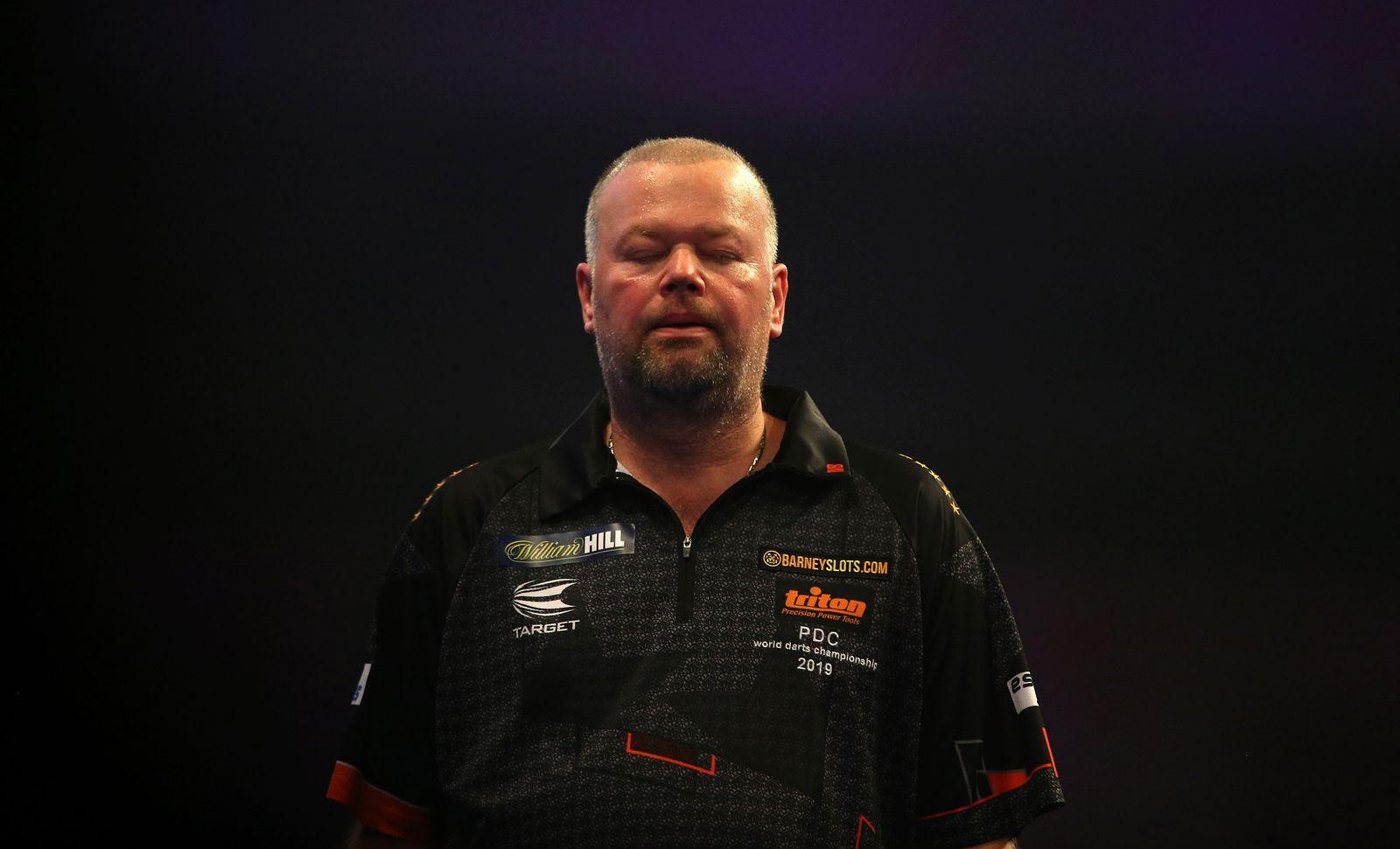Darts-WM Raymond van Barneveld