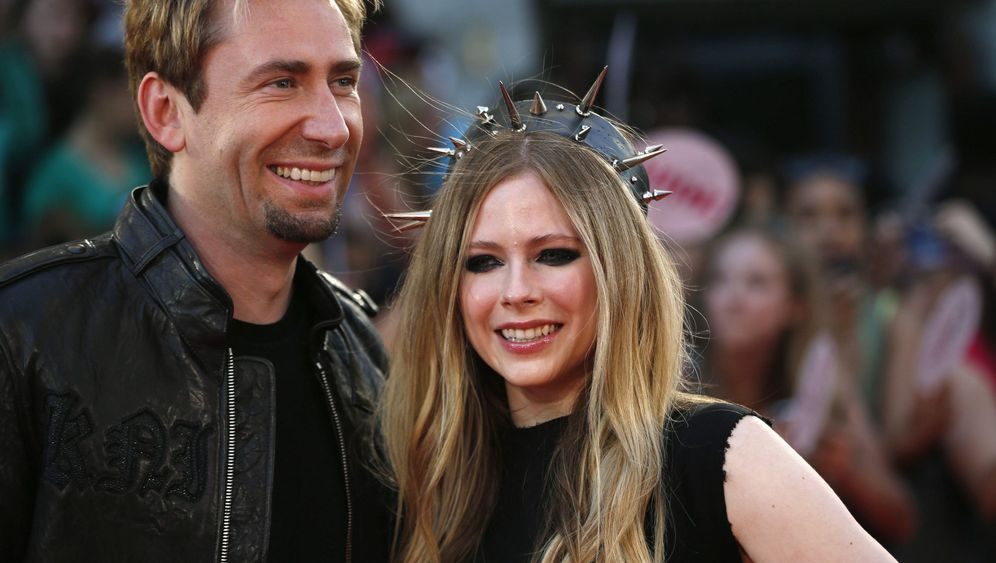 "Avril Lavigne und Chad Kroeger: ""Unvergessliche Momente"""