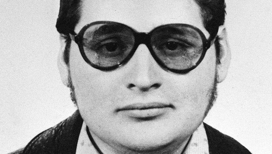 """""""Carlos der Schakal"""" in den Siebzigerjahren"""