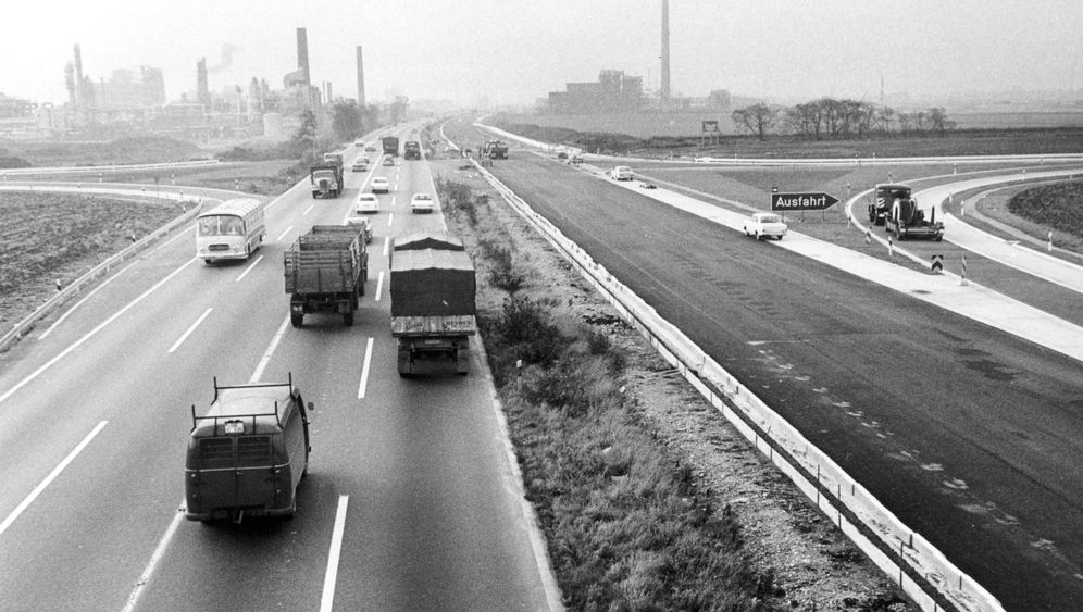 A 555: Europas erste Autobahn