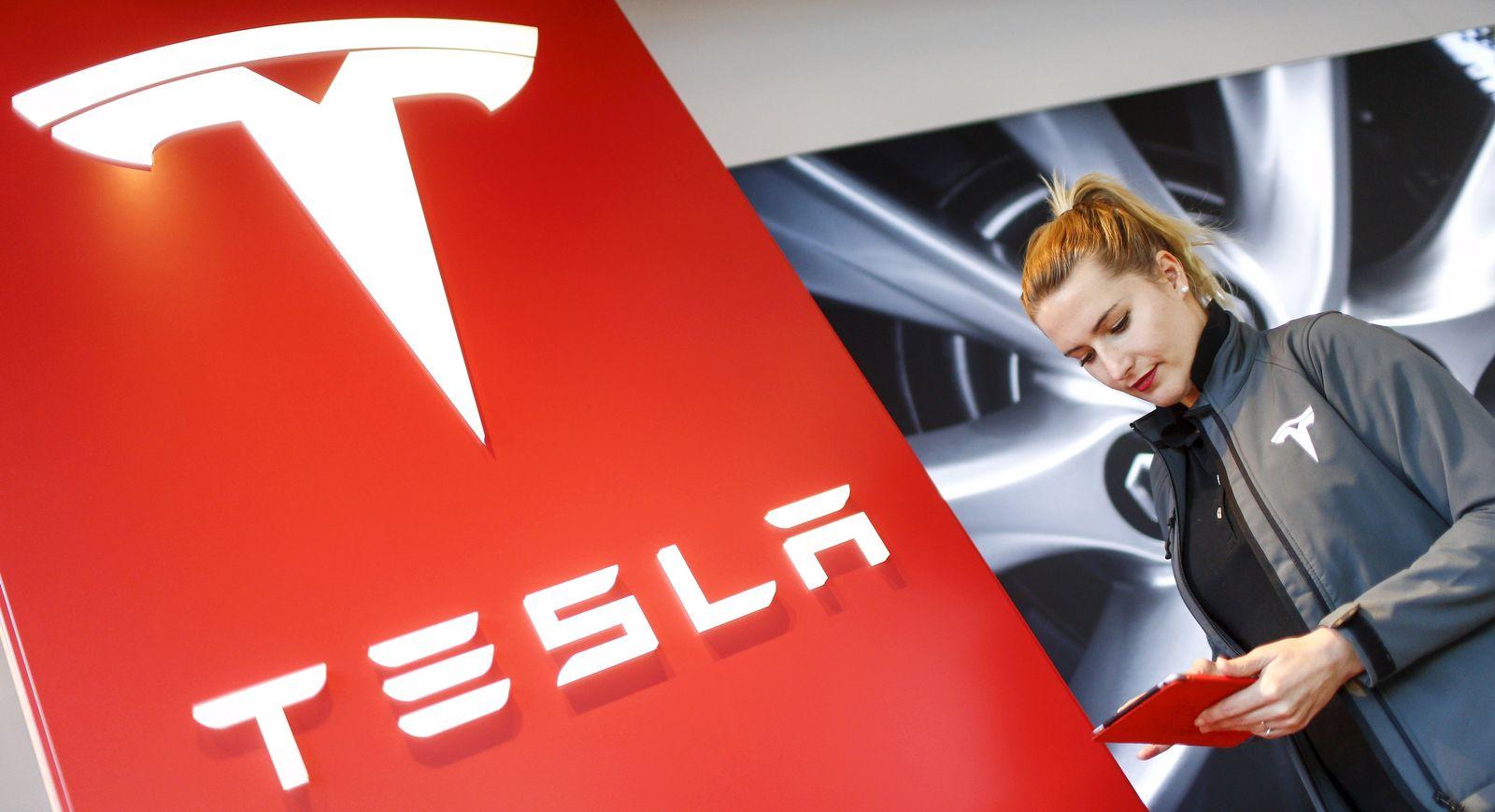 Tesla / Quartalszahlen