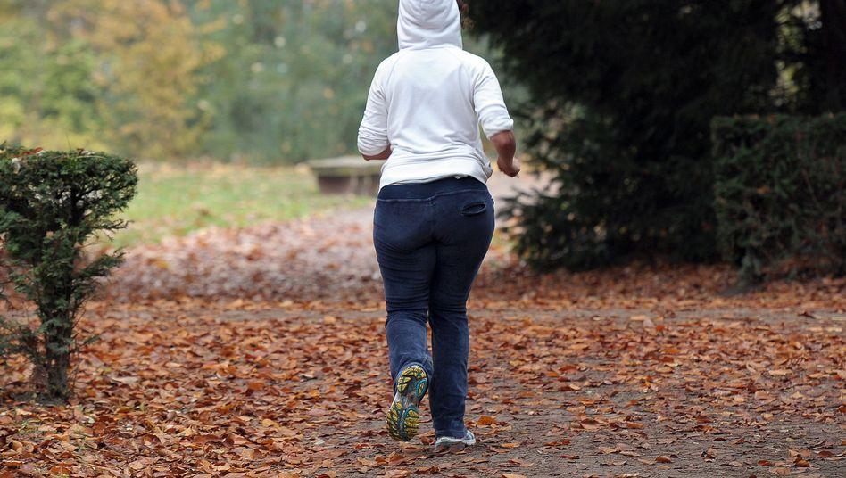 Wie viel läuft man, um Fett zu verbrennen