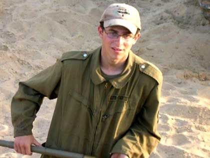 Corporal Gilad Shalit was taken on June 25, 2006.