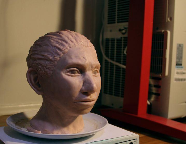 Der Schädel des Denisova-Menschen war breiter als das der anderen Menschengruppen