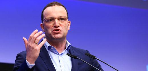Jens Spahn auf Deutschlandtag der Jungen Union: Zerrissenheit überwinden