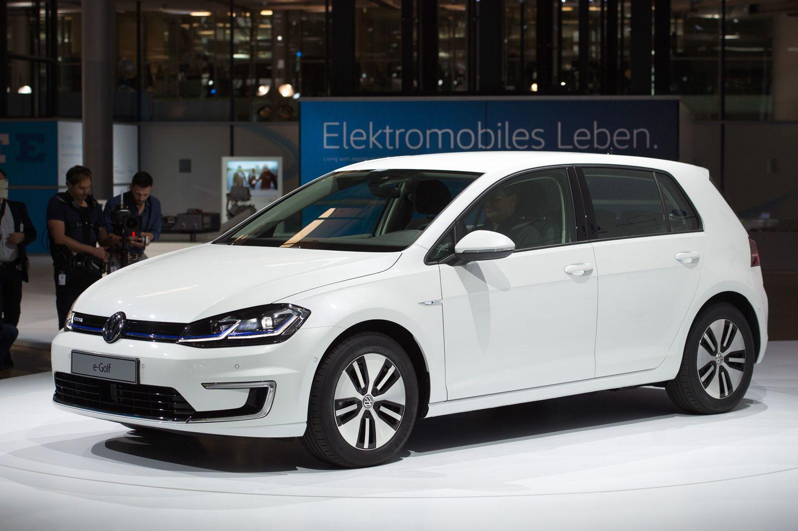 E-Auto VW