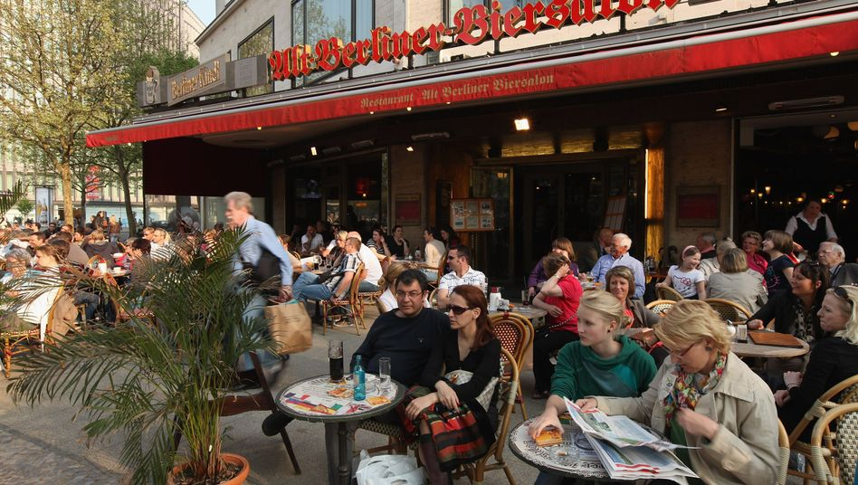 Restaurant in Berlin: 2012 sollen die ersten Ampeln kommen