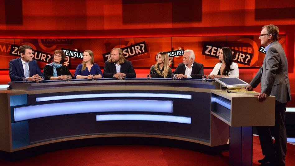 """""""Hart aber fair""""-Sendung zu Gender-Debatte"""