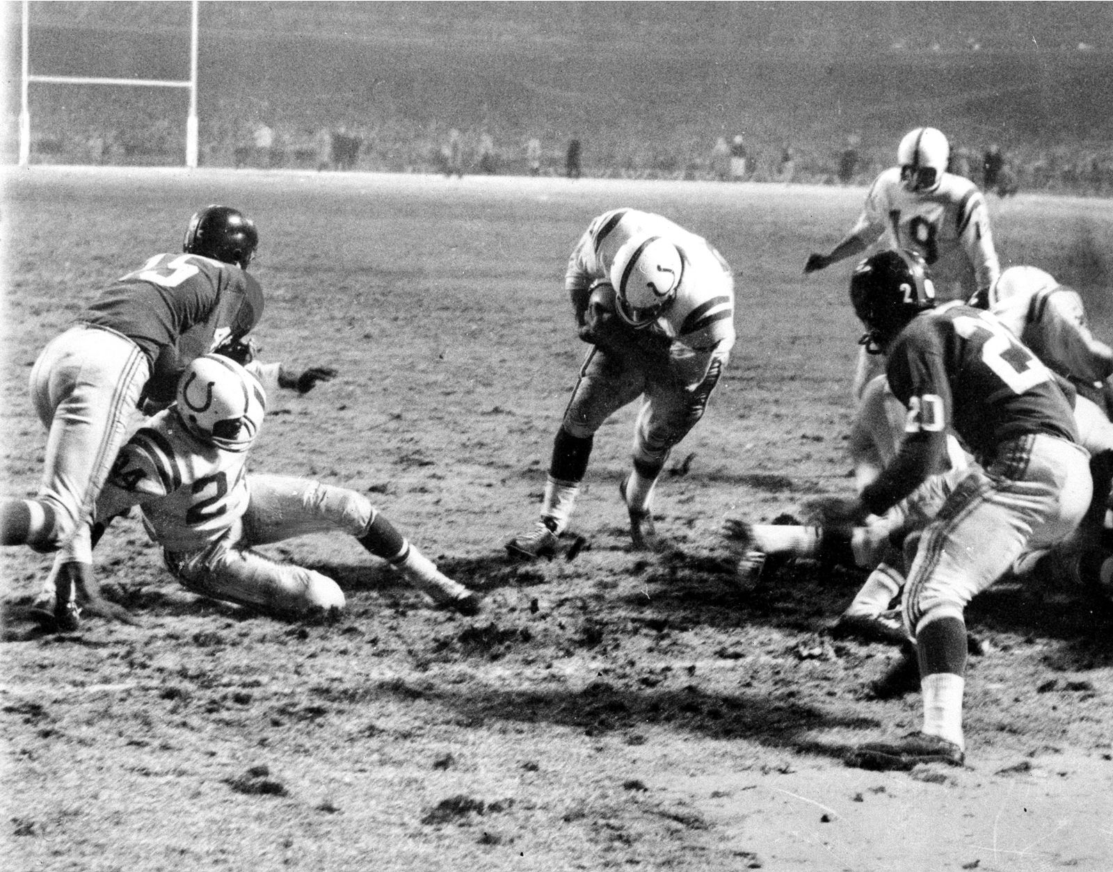 NFL at 100 Greatest Games