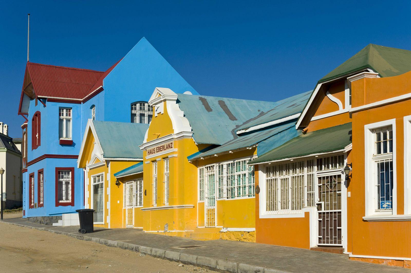 EINMALIGE VERWENDUNG Namibia